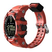 EX16 Plus-Smart Watch Sport-wasserdicht Fitness Tracker relogio inteligente Armband Bluetooth Pedometer intelligente Armbanduhr für Android iPhone