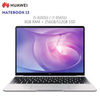 Original HUAWEI MateBook 13 Laptop Windows 10 Intel Core i5 ...