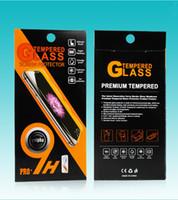 Протектор экрана розничная упаковка бумажные коробки для Samsung S9 S8 упаковка коробка для закаленного стекла 9Н 2.5 D для iPhone 8 Plus XS Max