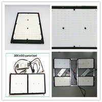 High quality led plant lamp 120W 240W HLG quantum board sams...