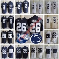 New Arrival. Men s Penn State Nittany Lions jerseys 26 Saquon Barkley 2  Marcus Allen 88 Mike Gesicki 9 Trace McSorley ... 3d6b728c3