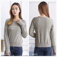 Top-Qualität Winter-Pullover Sweatshirts für Frauen beiläufige Frühling Herbst Sweatshirts Mantel Elegantes Office Business Lady Hoodies Sweatshirts Tops