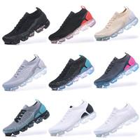 2018 디자이너 2.0 신발 트리플 저렴한 화이트 블랙 핑크 운동화 남성 여성 호흡 패션 스포츠 신발 운동화 캐주얼 신발 크기 36-45