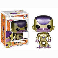 GS 50% di sconto su Funko Pop! Anime Dragon Ball Super Frissa Action Figure in vinile dorato con scatola n. 47 Toy Gift Quality per giocattoli per bambini