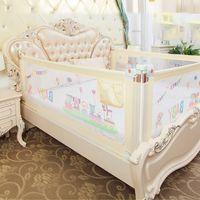 Babybettwäsche Sets Zaun Imbaby Safety Rails Babys Kinderzäune Bett Krippe Rail Security Bumper Für Neugeborene Säuglinge Kinder Guardrail