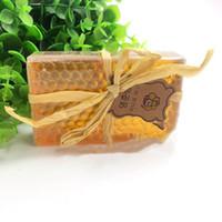 Neue handgemachte Seife, ätherisches Öl Seife, reine Gesichts-Honig Seife, natürliche ganz Körper Feuchtigkeit und Seife A153 Reinigung