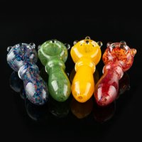 High Quality Glass Spoon Pipes for smoking hand pipe Cheap P...