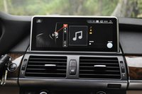 안드로이드 9.0 4 + BMW X5 X6 E70 호환 64 10.25 자동차 DVD GPS 네비게이션 라디오 오디오 스테레오 BT 와이파이 미러 링크 / 71 (2,007에서 2,010 사이) CCC