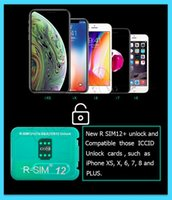 R- SIM12+ Unlocking iOS 12. 2, iOS 12. 3 Rsim 12+ and Unlock SI...