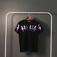 Mens Stylist-T-Shirt Hip Hop-Männer Stylist-Qualitäts-Druck-T-Shirt Männer-Frauen-Sommer Kurzschluss-Hülsen-T-Shirts Schwarz Weiß