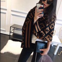 High quality Luxury brands designer scarf latest F Letter de...