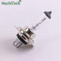 Top H7 luce di qualità lampada alogena 4500K 12V 100W 55W 3000LM xeno caldo lampadina di ricambio bianco quarzo vetro del faro dell'automobile