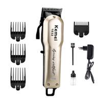100-240V Kemei professioneller Haarschneider Bart leistungsstarken Haar Schabmaschine Friseur Schneiden Haarschneider Elektrorasierer
