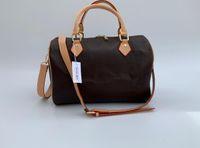 Frauen Messenger Bags klassischer Art-Art und Weise sackt Frauen Tasche Schultertasche Dame Beutel Hand 35cm Kissenbeutel mit Schultergurt, Staubbeutel