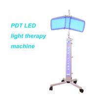 미장원 사용 PDT LED 피부 회춘 기계 세륨을 가진 전문가 4 개의 색깔을 가진 가벼운 치료 광양자 기계