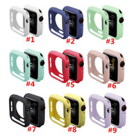 New Resistance Soft Silicone Case for Apple Watch iWatch Ser...