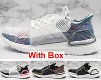 Top Quality 2019 UltraBoost 5. 0 White Red SWIFT Run Barrier ...