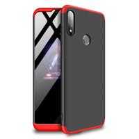 Ultra İnce Hibrid Mat Hard Case Arka Asus Zenfone Için Max Pro M1 ZB601KL ZB602KL Zenfone Max Pro M2 ZB631KL