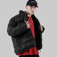 Casual Spring Parka Warm Winter Jacket Men Cotton Korean Coa...