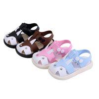 sandales d'été pour les enfants. spartiates garçons de lapin léger doux et respirant et chaussures filles, livraison gratuite DHL