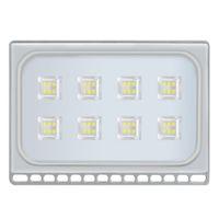 50W LED-Flutlicht-Sensor Wasserdichte IP65 im Freienlicht 110-120V kühlen weiße LED-Projektorlampe Hausgarten-Sub Außen Balkon Lampe Freien