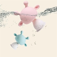 Silicone Baby Nipples Feeder Rattling Deer New Baby Teether ...