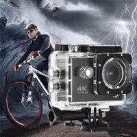 """2.0 """"GO Ultra Pro HD 4K Action-Sport-Videokamera DVR-Recorder WiFi-Fernbedienung wasserdicht Selfie-Stick GoPro-Zubehör"""