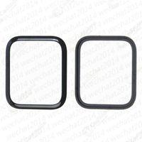 100 adet Ön Dış Cam Dokunmatik Ekran LCD Dış Panel Lens Apple İzle için 1 2 3 4 5 6 38mm 42mm 40mm 44mm Ücretsiz DHL