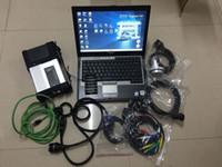 MB STAR SD Connect C5 avec SSD Software Das Xentry EPC Vediamo installé bien dans D630 Ordinateur portable Super Speed prêt à l'emploi