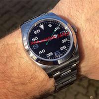 Top Qualität JF Version Herren Designer Uhren Master 40mm Air King 116900 116300 114300 ETA 3131 Automatische Bewegung Wasserdichte 100m Uhr