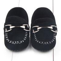 Baby Shoes para menino antiderrapante mocassins infantil meninos berço sapatos bebê menino primeiro caminhantes sapatos primavera