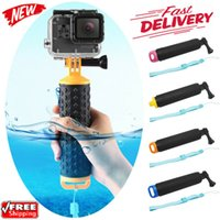 Handheld flottant selfie bâton Flottabilité Rods pour monopode GoPro Hero Sjcam
