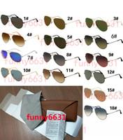Sommer GOGGLE Sunglasses + case tuch UV400 schutz sonnenbrillen mode männer frauen sonnenbrille unisex gläser radfahren gläser versandkostenfrei