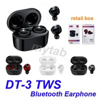 DT- 3 DT3 TWS Bluetooth wireless earbuds Headset Sport Gaming...