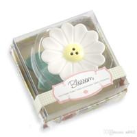 Preciosas cerámicas baby shower jabones favores tailandés plumeria rubra condimento olla sol flor especia tarro original exquisito regalo 4 3blb1