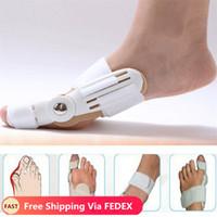 Bunion Splint Big Toe Straightener Corrector Treatment TRATTAMENTO TRATTAMENTO D'alluce Valgus Correzione Ortopedica Forniture Pedicure Piedi Cura