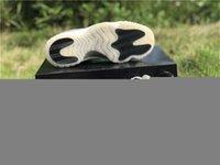 2019 Yeni Varış 11 Düşük SE Yılan Doku Beyaz Gri Erkekler Basketbol Ayakkabı Gerçek Karbon Fiber CD6846-002 Işık Kemik Koşu Sneakers Boyutu 7-13