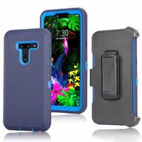 Для iPhone 12 11 Pro Max XS XR 7 8 PLUS Moto G Stylus 2021 G Play Power LG Stylo 6 Samsung A12 A32 5G A52 A72 A11 A02S Защитник Case Heavy Duty Comper Cover с клипсом