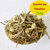 Till salu 250G Förseglad ficka Jasmine Silver Needle Jasmine Big White Aroma Jasmine White Silver Needle