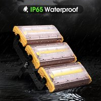Alto brillo y protección del medio ambiente 150W Módulo Garden Park Spotlight IP65 a prueba de agua al aire libre luces LED de la inundación.