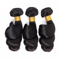 Brazilian Loose Wave Virgin Human Unprocessed Hair 3pcs lot ...