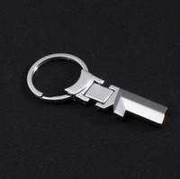 도매 아연 합금 금속 열쇠 고리 키 체인 키 체인 자동차 스타일 자동 문자 1 3 5 7 x 홀더