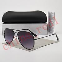 حار جديد خمر لتعليم قيادة السيارات الرياضة النظارات الشمسية الرجال في الهواء الطلق الضفدع مرآة مصمم نظارات رجالي أفضل بيع نظارات مع مربع وحالة