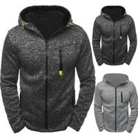 2019 erkek tasarımcı hoodies moda yeni erkek spor eğlence jakarlı kazak polar hırka Kapşonlu Coat WGWY188