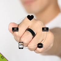 JAKCOM R3 Smart Ring Hot Sale in Access Control Card like ki...