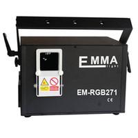 5000 mW / 5 W DMX ILDA SD RGB Animation Laser Projektor Licht DJ Party Nachtclub Professionelle Hochzeitsshow Bühnenbeleuchtung