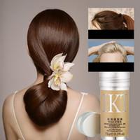 Профессиональные волосы Fax Finishing Cream Styling Pomade Stick не жирные быстрые быстрые короткие сломанные волосы, финишные волосы