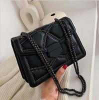 Sac à main Ladies Messenger Sacs à bandoulière Cross Body Mini Wallet Messenger Bag Ladies Clutch Sacs à main carré # g64fs