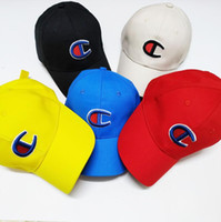 Kids Letter Printed Hats 5 Colors Embroidery Baseball Hat Bo...