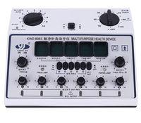 Unidad de decenas de 6 canales. Estimulador de acupuntura multipropósito Dispositivo de masaje de salud KWD-808I acupuntura Estimulador eléctrico del músculo nervioso